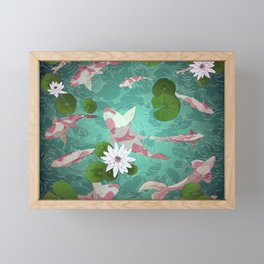 Springtime Framed Mini Art Print