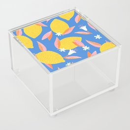 Lemons Acrylic Box