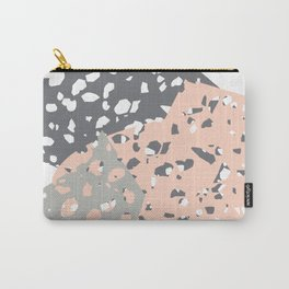 Terrazzo Mash up 2 Carry-All Pouch