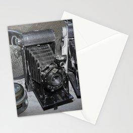 Vintage Lenses. Stationery Cards