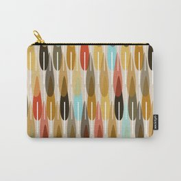 modern feathers Carry-All Pouch