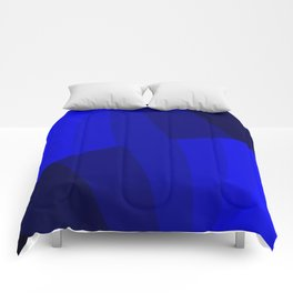 Just Blue #decor #society6 Comforters