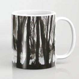 Brent skog - Gerlinde Streit Coffee Mug