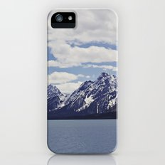 Grand Tetons: Colter Bay iPhone (5, 5s) Slim Case