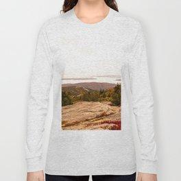 Autumn in Acadia III Long Sleeve T-shirt