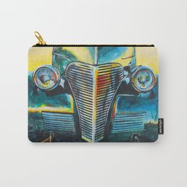 '38 Chevrolet Master Deluxe (Green roadster) Carry-All Pouch