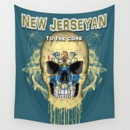 To The Core Collection: New Jersey Wall Tapestry