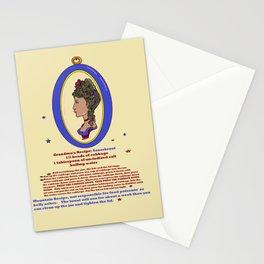 Grandma's Recipe for Sauerkraut Stationery Cards
