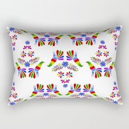 otomi arbol Rectangular Pillow