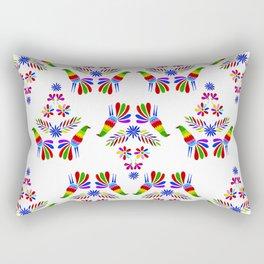 otomi arbol Rectangular Pillow