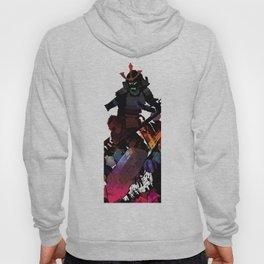 Culture Shock - Samurai Hoody