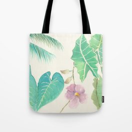 VIDA Tote Bag - lodgepole girls by VIDA
