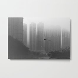 LOHAS park, Hong Kong Metal Print