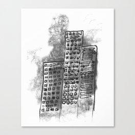 Salve Canvas Print