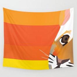 Tiger club Wall Tapestry