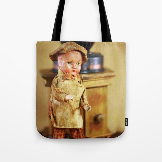 Coffee man 4 Tote Bag