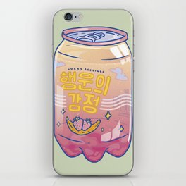 Lucky Feelings iPhone Skin