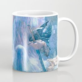 Edward Robert Hughes - The Valkyrie's Vigil - Digital Remastered Edition Coffee Mug