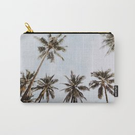 palm trees xiv / chiang mai, thailand Carry-All Pouch