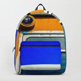 Old Locomotive, The Sky Is The Limit Backpack