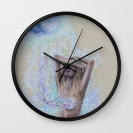 Rising of the Higher Self Wall Clock