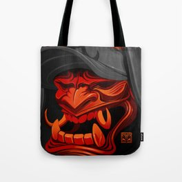 RED DEMON Tote Bag