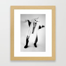 The Jilted Bride II Framed Art Print