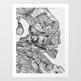 Craftour Art Print