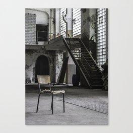 Fabrication Canvas Print