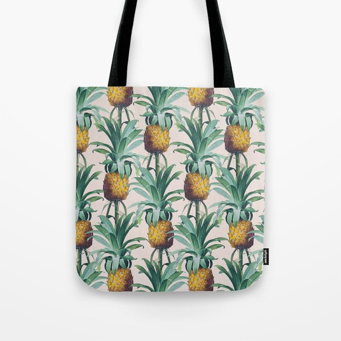 VIDA Tote Bag - Blue/Yellow Rose by VIDA