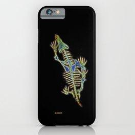 Bert The Dog's Alien Secret iPhone Case