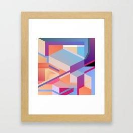 Maskine 11 Framed Art Print
