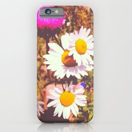 Wildflowers pt: 2 iPhone Case