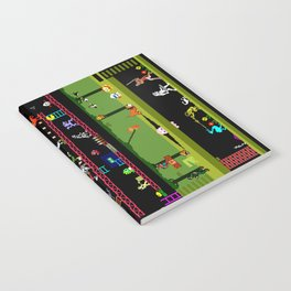 50 Classic Video Games Notebook