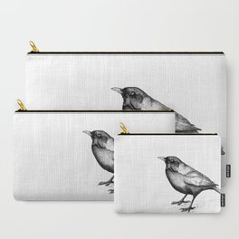 Day of the Organic Blackbirds Carry-All Pouch
