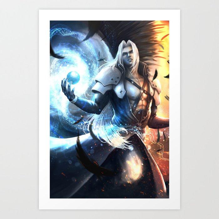 Sephiroth Kunstdrucke