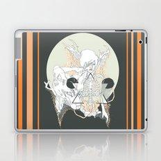 moon stone Laptop & iPad Skin