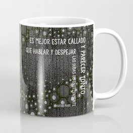 Groucho Coffee Mug