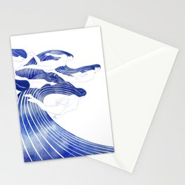 Seven Nereids Stationery Cards