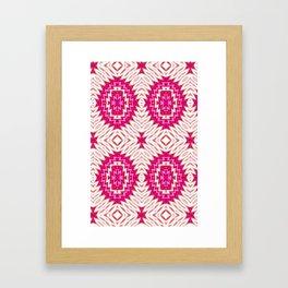 Mix the Pink Framed Art Print