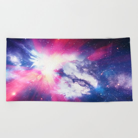 Limitless Beach Towel