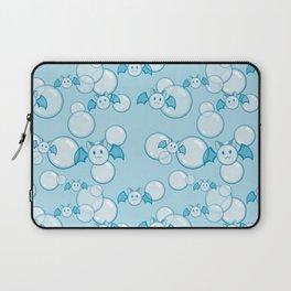 Bubbles and Bats Laptop Sleeve