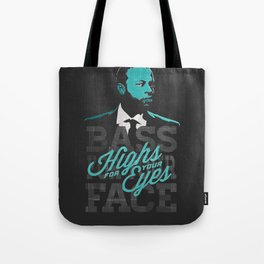 Bass & Highs Tote Bag