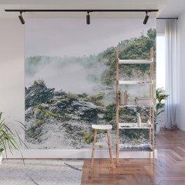 Steaming Earth Wall Mural