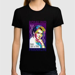 Rosalind Franklin T-shirt