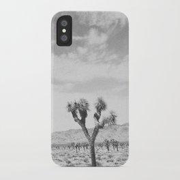 JOSHUA TREE III iPhone Case