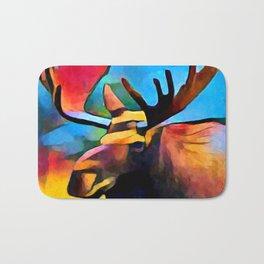 Moose Bath Mat