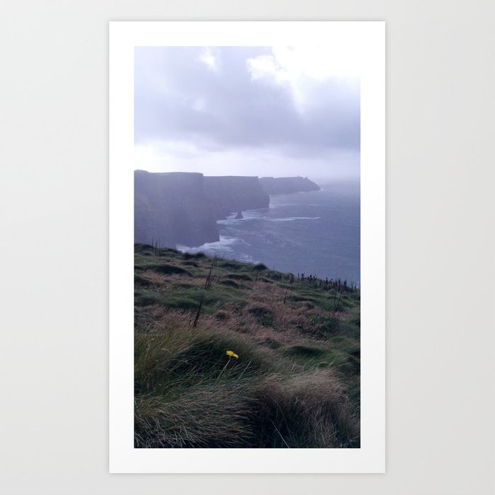 Cliffs of Moher - I Art Print