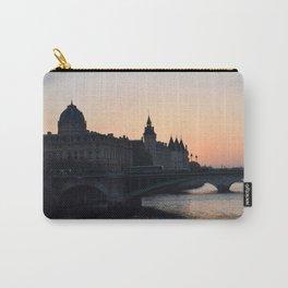 la senna parigi Carry-All Pouch