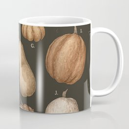Pumpkins and Gourds Coffee Mug